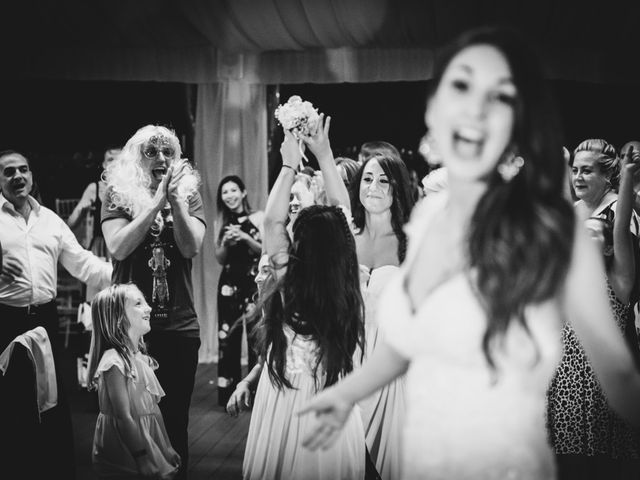 Il matrimonio di Giuseppe e Lucia a Vergiate, Varese 87