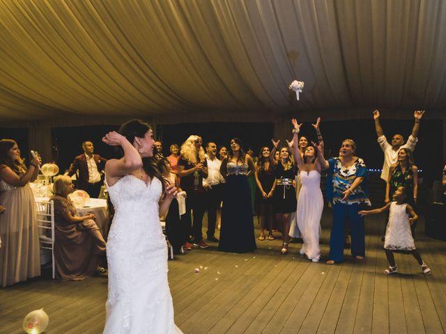 Il matrimonio di Giuseppe e Lucia a Vergiate, Varese 89