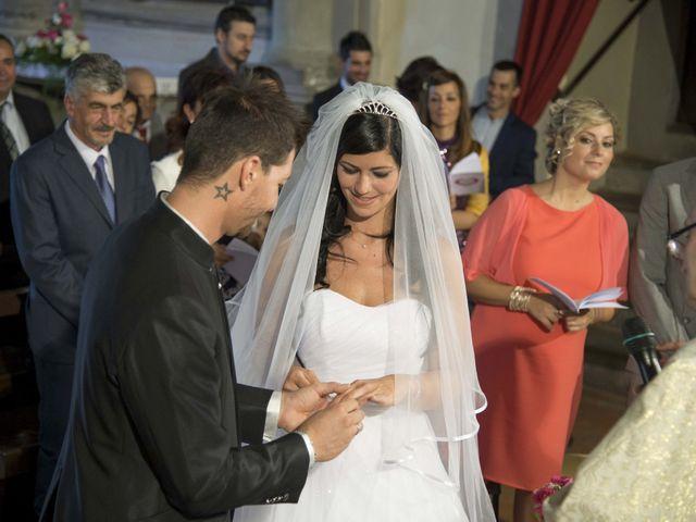 Il matrimonio di Alberto e Martina a Prato, Prato 6