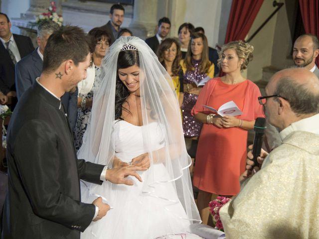 Il matrimonio di Alberto e Martina a Prato, Prato 7