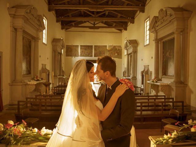 Il matrimonio di Alberto e Martina a Prato, Prato 8