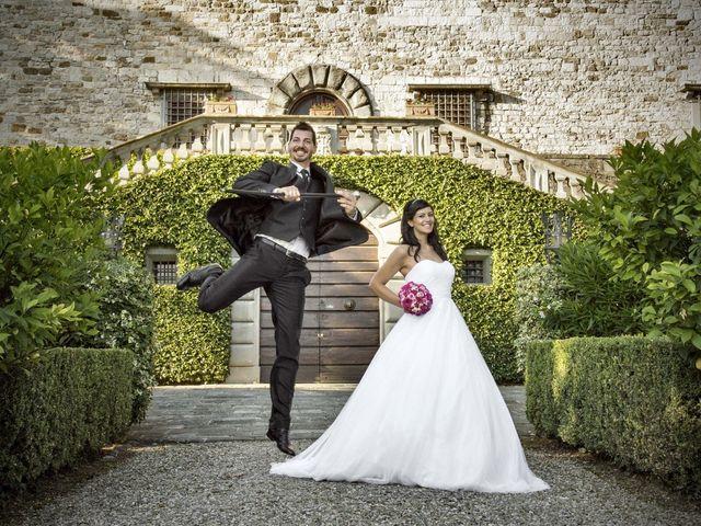 Il matrimonio di Alberto e Martina a Prato, Prato 15