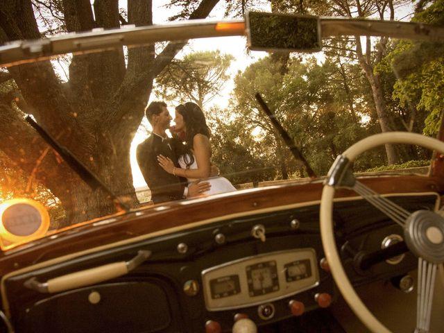 Il matrimonio di Alberto e Martina a Prato, Prato 1