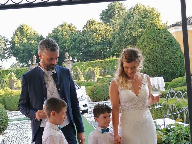 Il matrimonio di Daniel e Consuelo a Carobbio degli Angeli, Bergamo 2