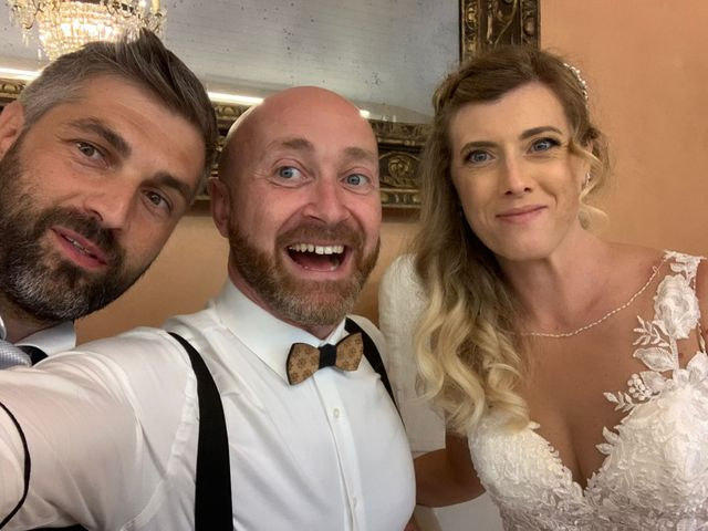 Il matrimonio di Daniel e Consuelo a Carobbio degli Angeli, Bergamo 7
