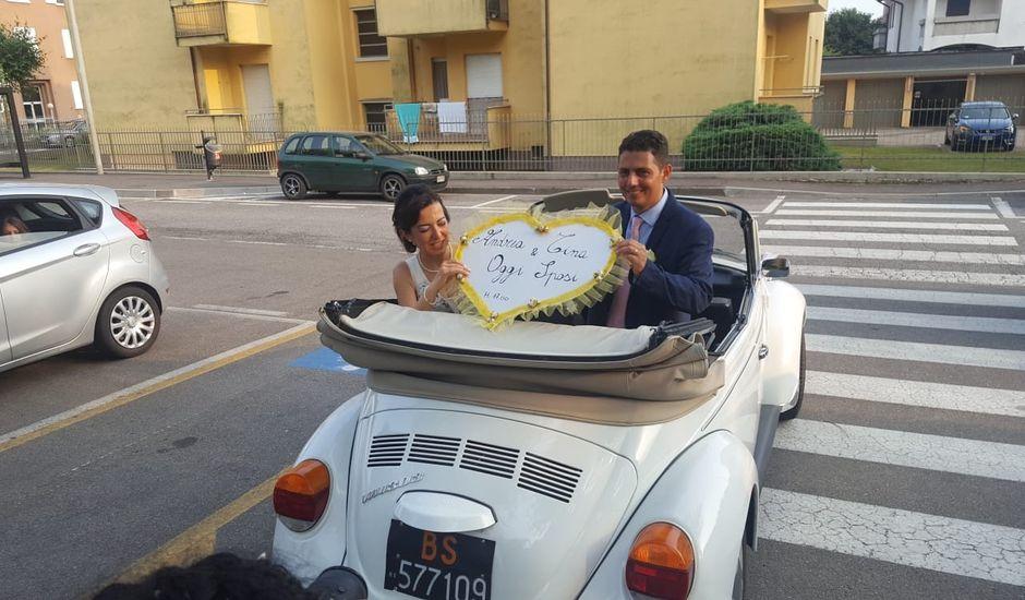 Il matrimonio di Andrea e Tina a Roncello, Monza e Brianza