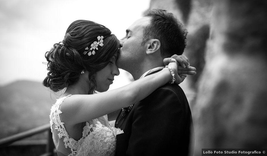 Il matrimonio di Maurizio e Chiara a Benestare, Reggio Calabria