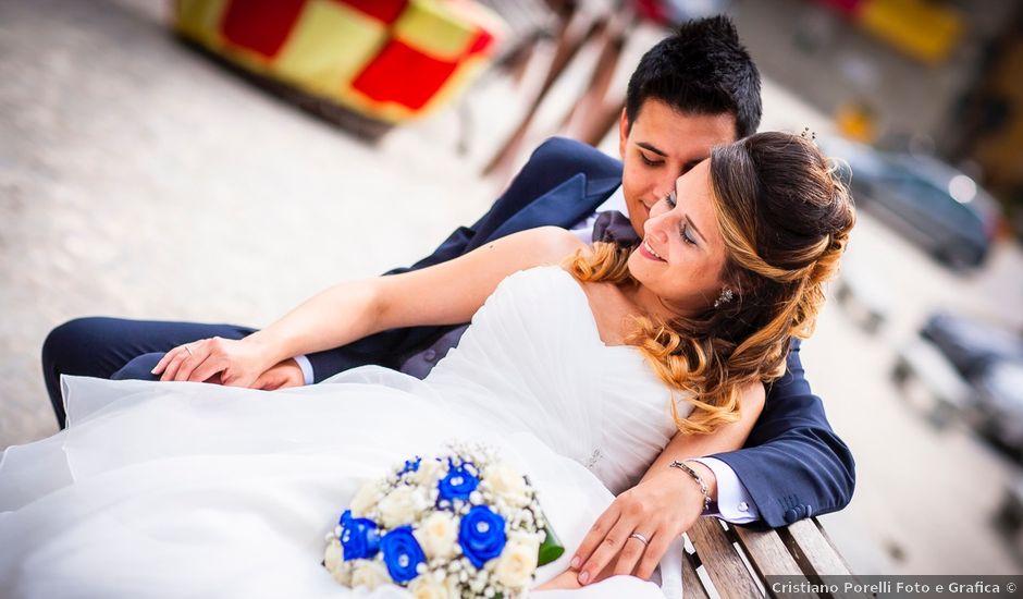 Il matrimonio di Mattia e Chiara a Mondovì, Cuneo