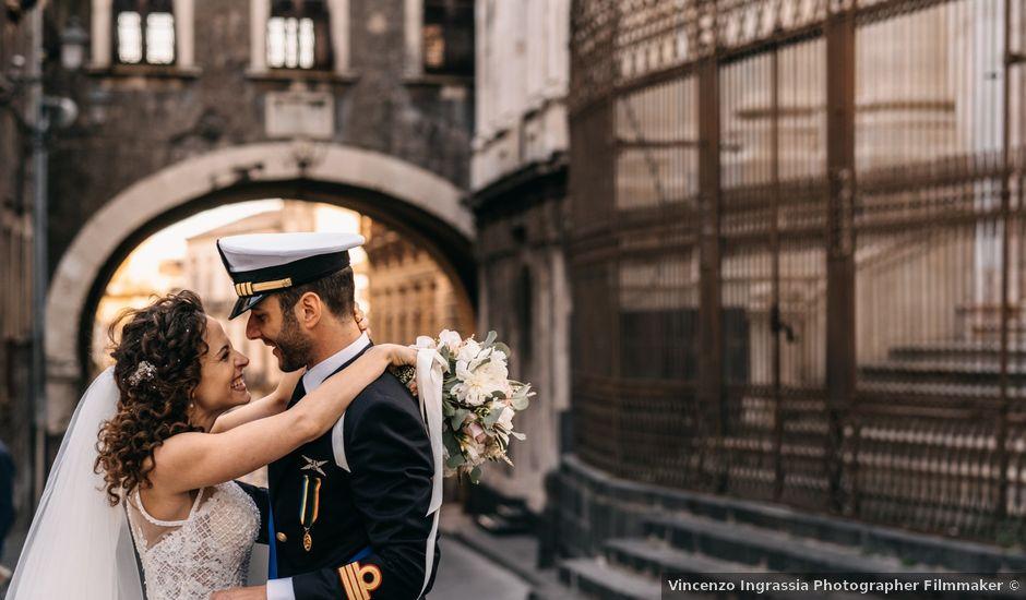 Il matrimonio di Marco e Veronica a Catania, Catania