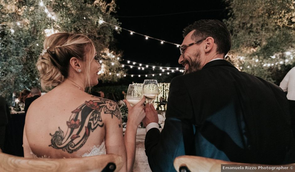 Il matrimonio di Alessandro e Serena a Racale, Lecce