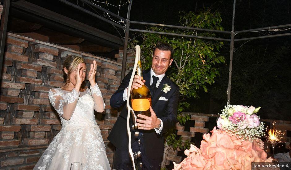 Il matrimonio di Nicola e Carlotta a Casalnoceto, Alessandria