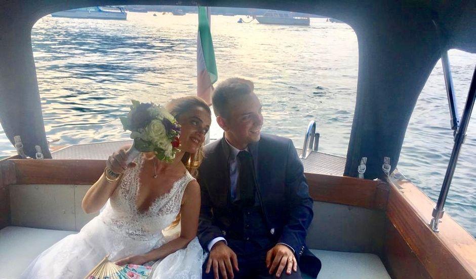 Il matrimonio di Anilda  e Andrea  a Stresa, Verbania