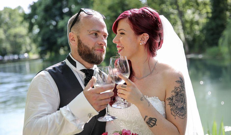 Il matrimonio di Vallis e Sara  a Talmassons, Udine