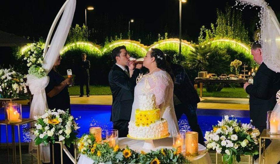 Il matrimonio di Ilaria e Antonio a Contrada, Avellino