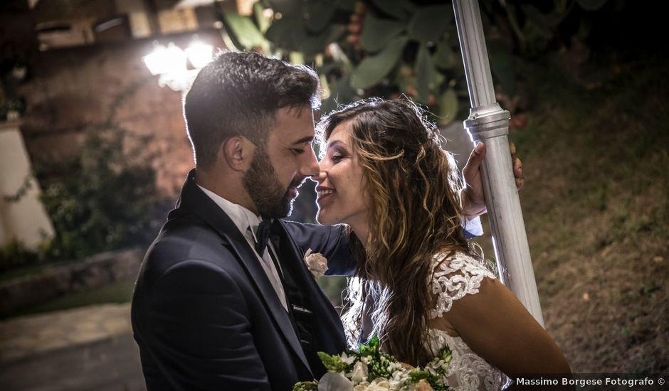 Il matrimonio di Michele e Fabiana a San Ferdinando, Reggio Calabria