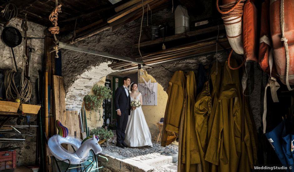 Il matrimonio di Vito e Nicoletta a Baveno, Verbania