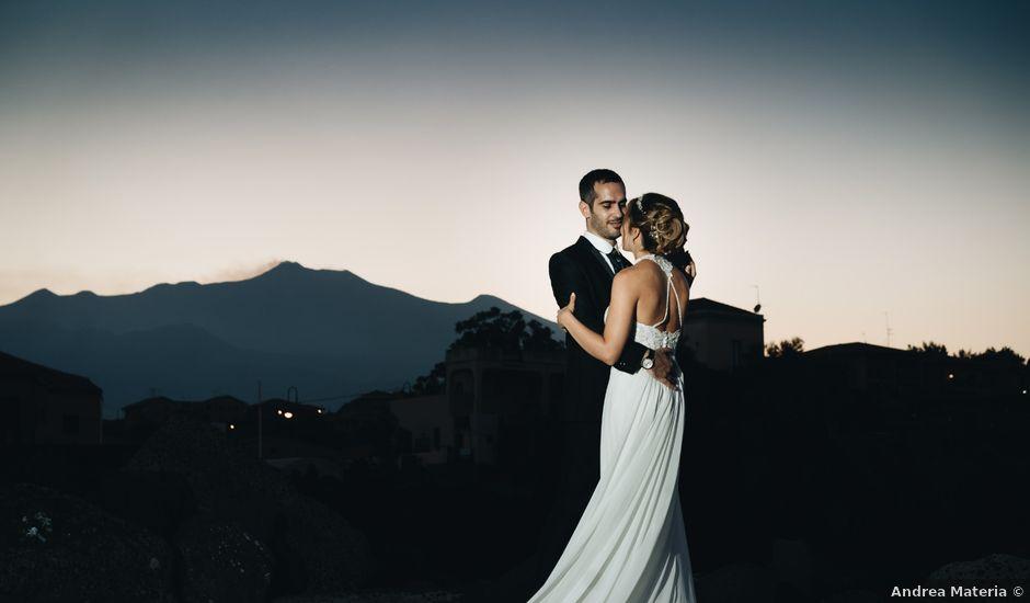 Il matrimonio di Federica e Arturo a Catania, Catania