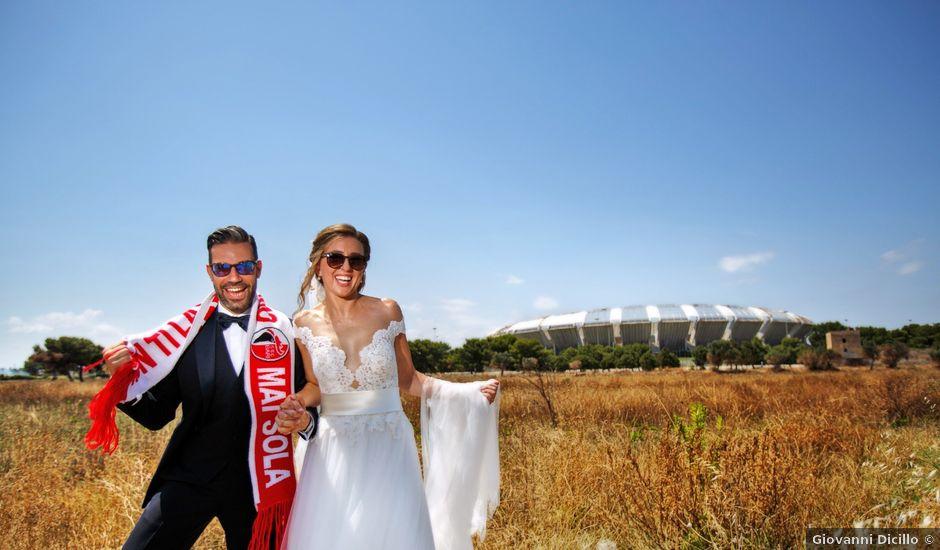 Il matrimonio di Stefania e Luca a Triggiano, Bari
