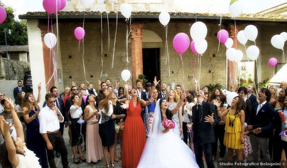 Il matrimonio di Alberto e Martina a Prato, Prato