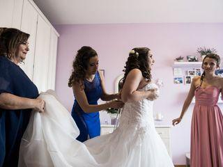 Le nozze di Melania e Matteo 1