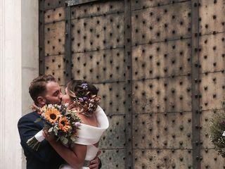 Le nozze di Miriam e Simone 1