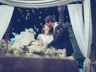 Le nozze di Teresa e Gianpiero