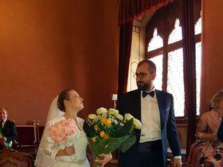 Le nozze di Carla  e Rodolfo 1