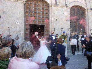 Le nozze di Carla  e Rodolfo 2