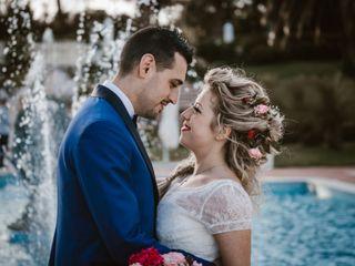 Le nozze di Antonella e Mario