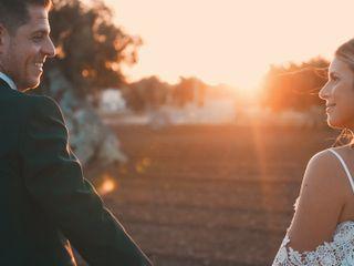 Le nozze di Beatrice e Christian