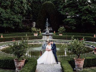 Le nozze di Bruna e Alessandro