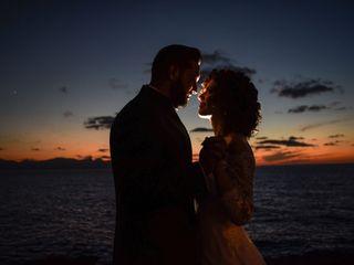 Le nozze di Noemi e Davide