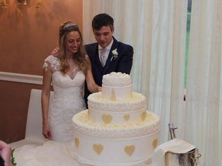 Le nozze di Ilenia e Lorenzo 1