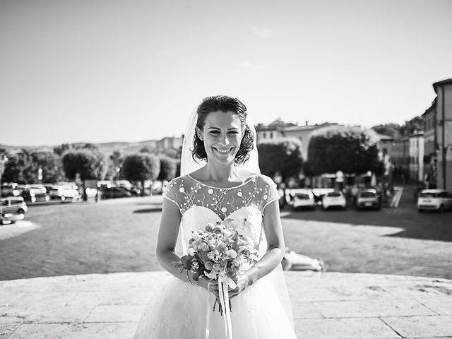 Il matrimonio di Chiara e Samuele a Sinalunga, Siena 4