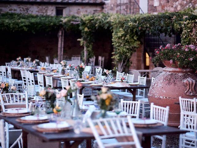 Il matrimonio di Chiara e Samuele a Sinalunga, Siena 8