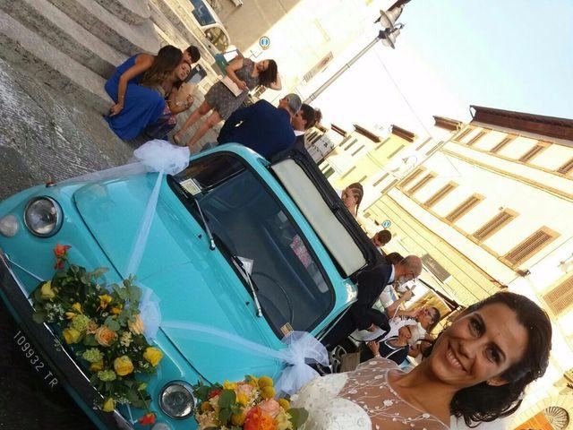 Il matrimonio di Chiara e Samuele a Sinalunga, Siena 12