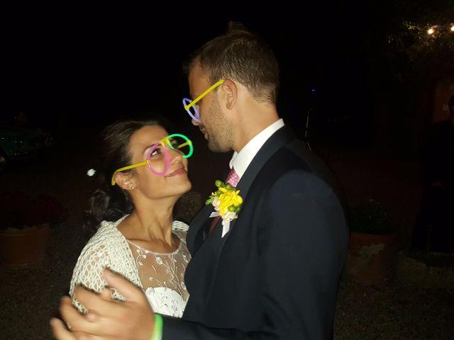 Il matrimonio di Chiara e Samuele a Sinalunga, Siena 16
