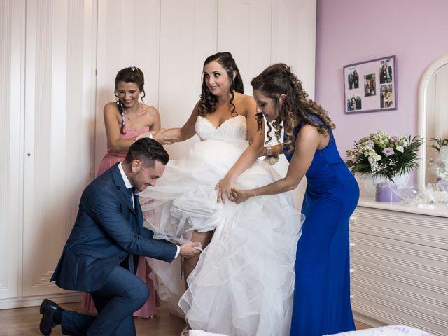 Il matrimonio di Matteo e Melania a Novellara, Reggio Emilia 2