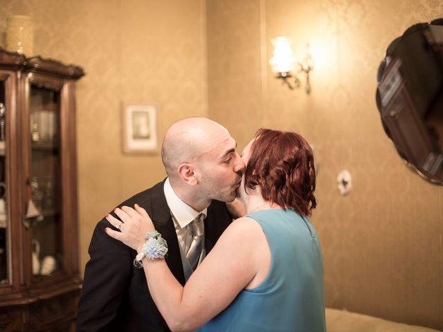 Il matrimonio di Matteo e Melania a Novellara, Reggio Emilia 7