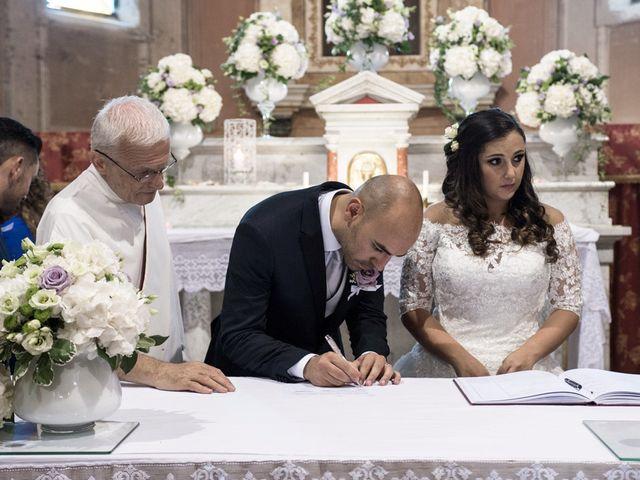 Il matrimonio di Matteo e Melania a Novellara, Reggio Emilia 17