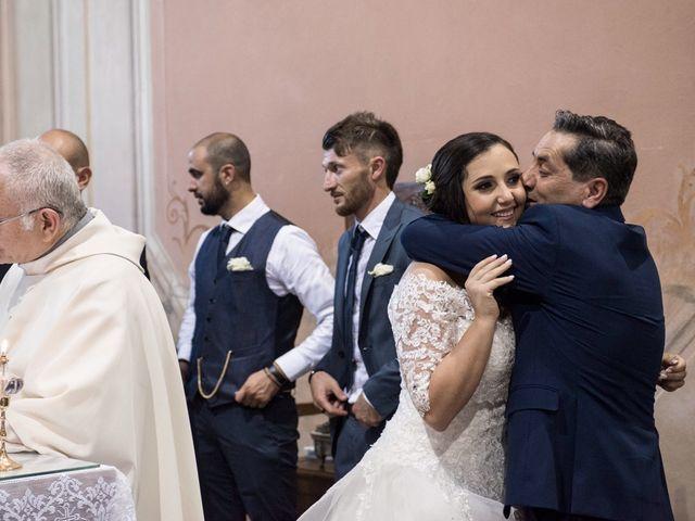 Il matrimonio di Matteo e Melania a Novellara, Reggio Emilia 18