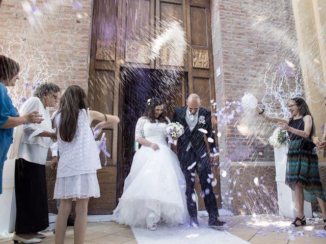 Il matrimonio di Matteo e Melania a Novellara, Reggio Emilia 19