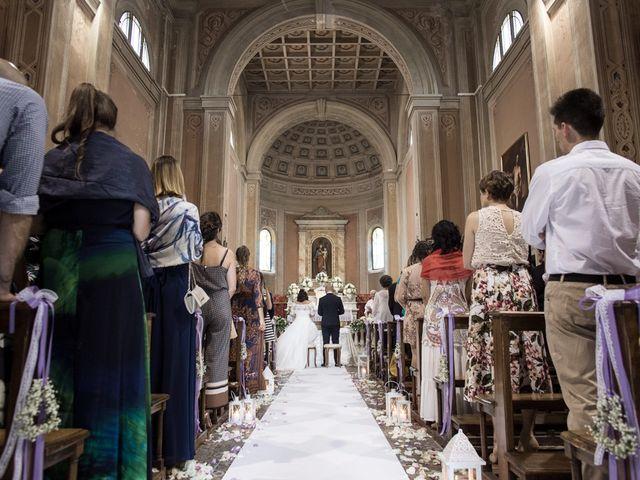 Il matrimonio di Matteo e Melania a Novellara, Reggio Emilia 20