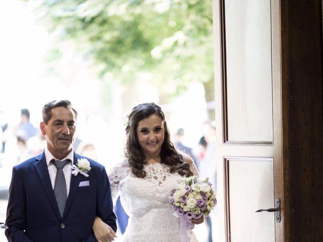 Il matrimonio di Matteo e Melania a Novellara, Reggio Emilia 23