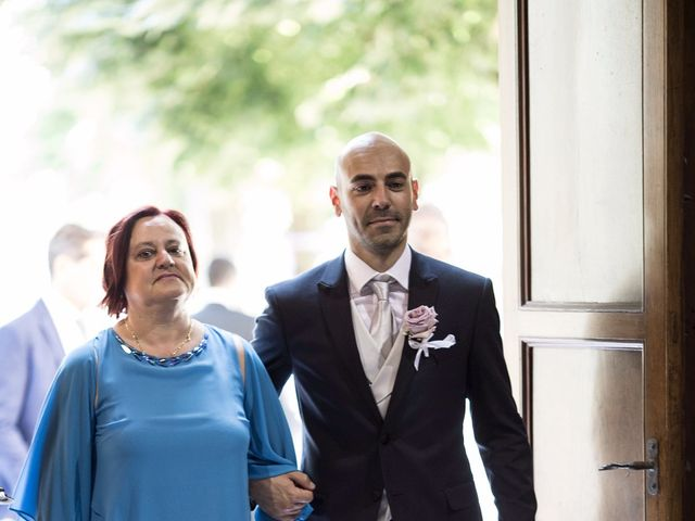 Il matrimonio di Matteo e Melania a Novellara, Reggio Emilia 24