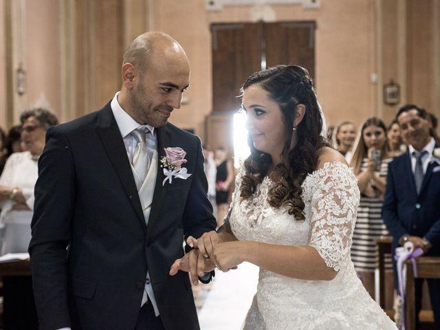 Il matrimonio di Matteo e Melania a Novellara, Reggio Emilia 25
