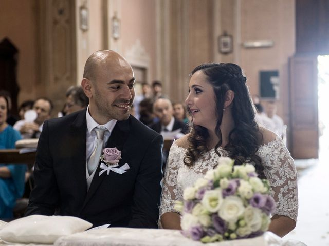Il matrimonio di Matteo e Melania a Novellara, Reggio Emilia 27