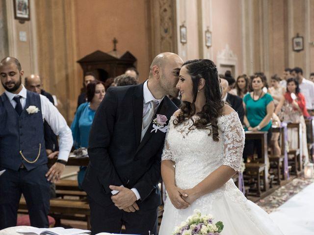 Il matrimonio di Matteo e Melania a Novellara, Reggio Emilia 28