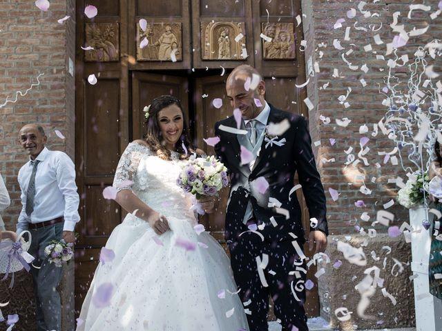 Il matrimonio di Matteo e Melania a Novellara, Reggio Emilia 29