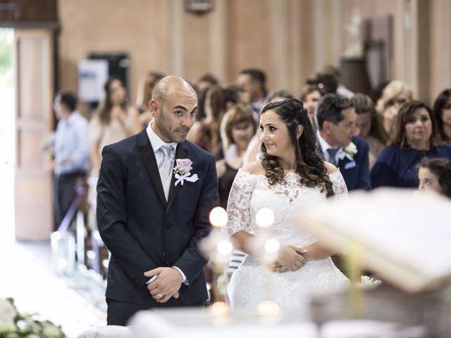 Il matrimonio di Matteo e Melania a Novellara, Reggio Emilia 30